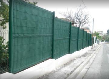 Pose de clôture et grillage
