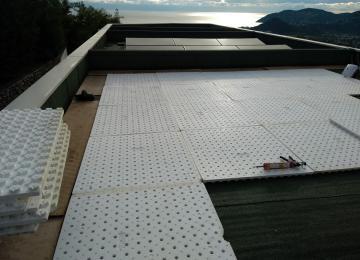 Création de toit végétalisé sur-mesure Clean Jardin - Mandelieu