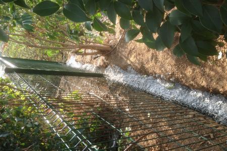 Pose clôture rigide et portillon à Villeneuve Loubet