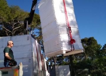 Toiture Végétalisée - Végétalisation de toiture à Antibes, Cannes, Nice...