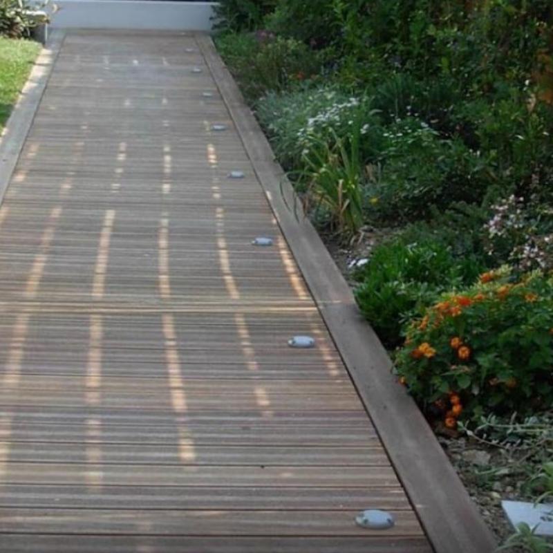 Aménagement paysager de jardin et espace vert